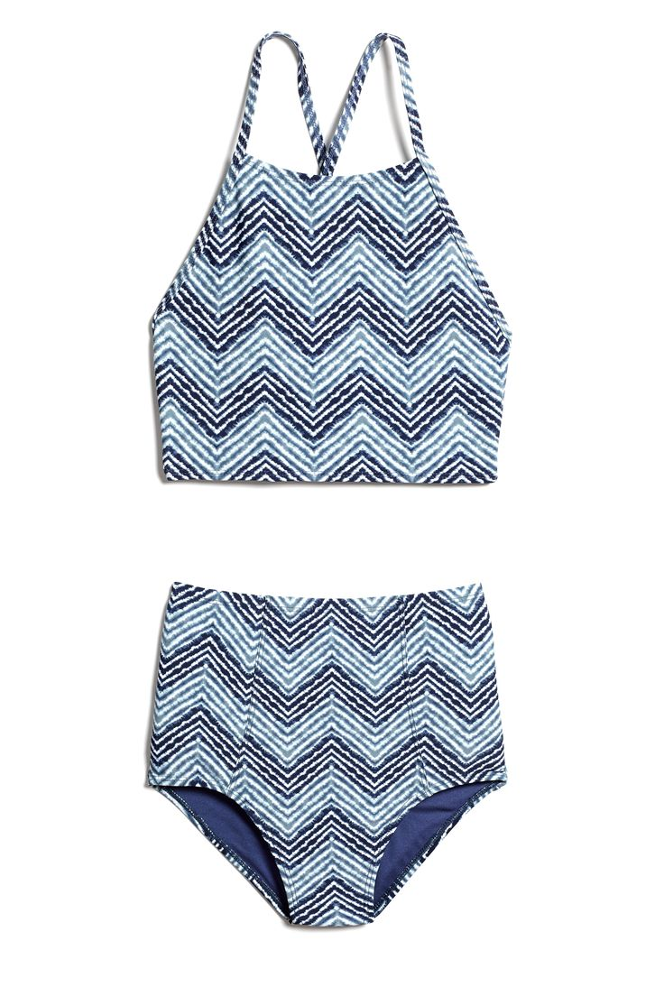 20 Covered-up One-pieces, High-Waist Swimsuits, and Rash Guards | Teen Vogue