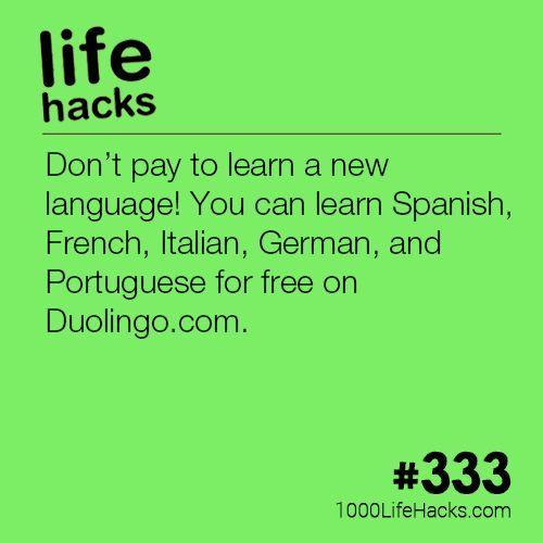 Eine neue Sprache lernen (1000 Lebens-Hacks) – #eine #hacks #Lebenshacks #lernen…