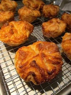 My first homemade kouign amman
