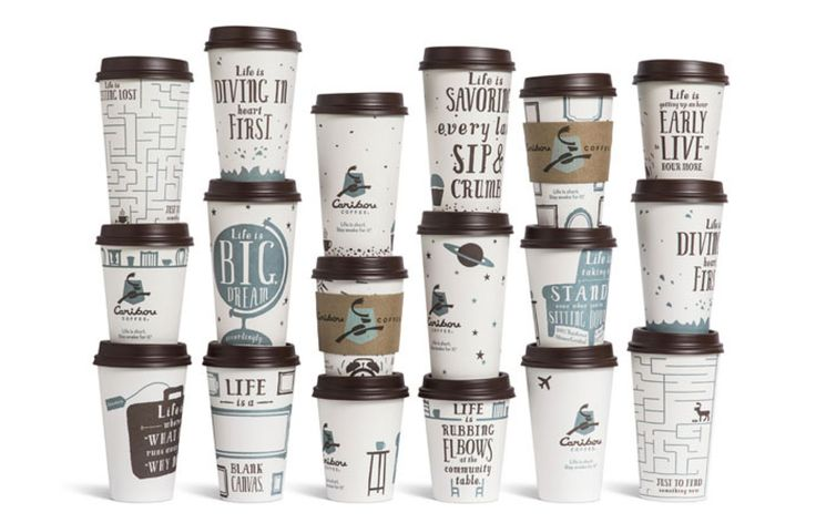For 2013, Caribou Coffee have refocused, revamped and evolved their brand presence. The campaign, created by Minneapolis Agency Colle+McVoy includes a ...