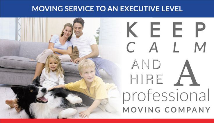 Top 10 Reasons you should always Hire a Professional Moving company - Execu-Move