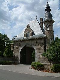 Kasteel Borgharen, Nederland