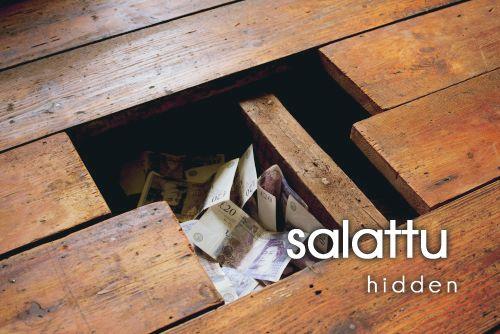 salattu ~ hidden
