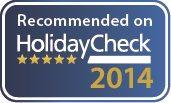 #HolidayCheck #Recommended #Award 2014 #RoyalAlbatrosModerna #SharmElSheikh #Nabq #Egypt