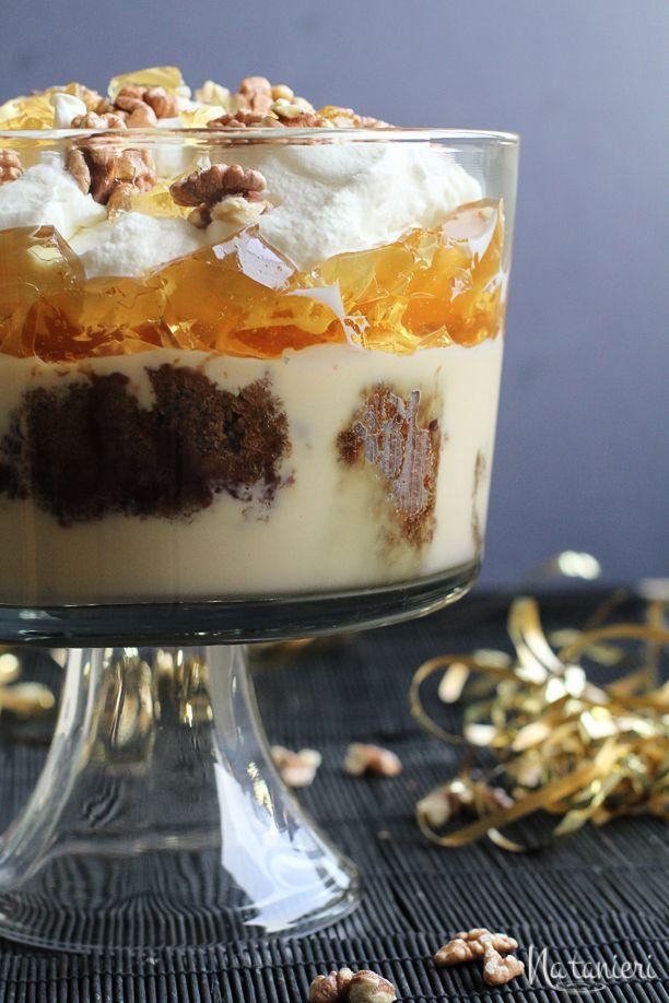 vianočný trifle
