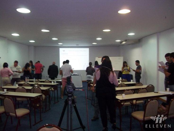 Galeria de fotos da turma 5 - Oratória e comunicação efetiva.