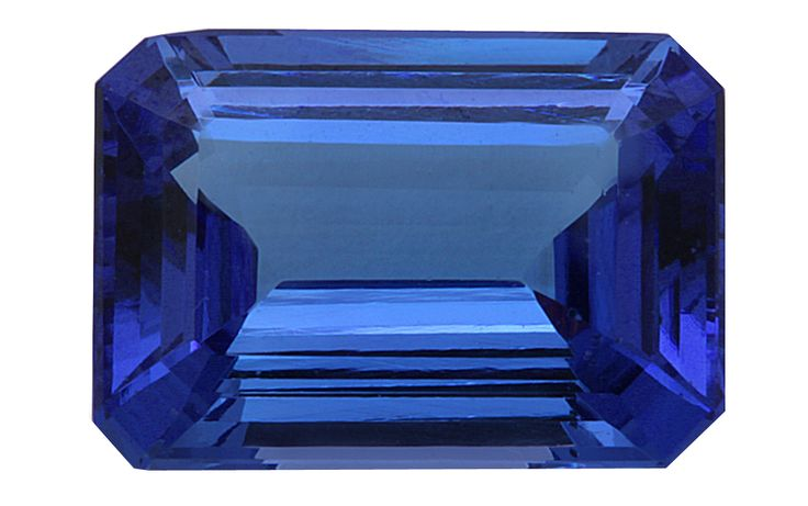 Tanzanite Experts, specialising in the finest quality AAA Tanzanite gem stones since. Investment quality loose tanzanite is our passion. #Emerald cut!!