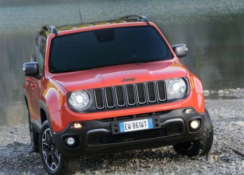 #Jeep Renegade, en preventa en Argentina #JeepRenegade #SUV #autos #coches