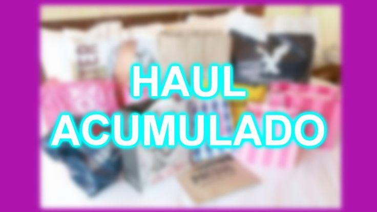 haul mega acumulado diciembre - febrero /Bichito meikat