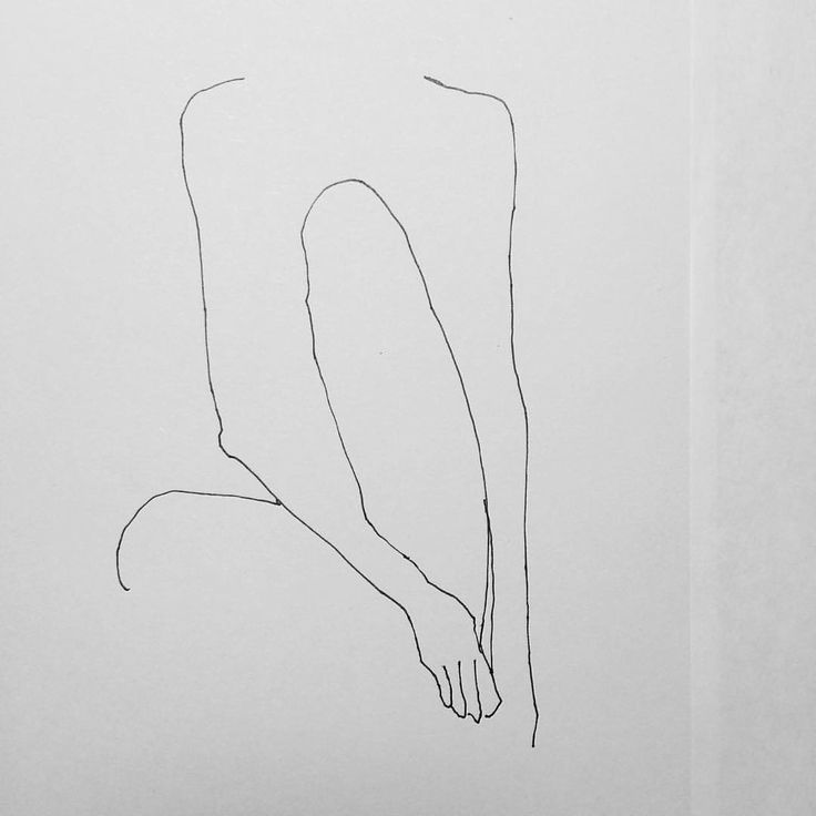 Simple Line Artwork : Female posing on stairs a collection of ideas to try