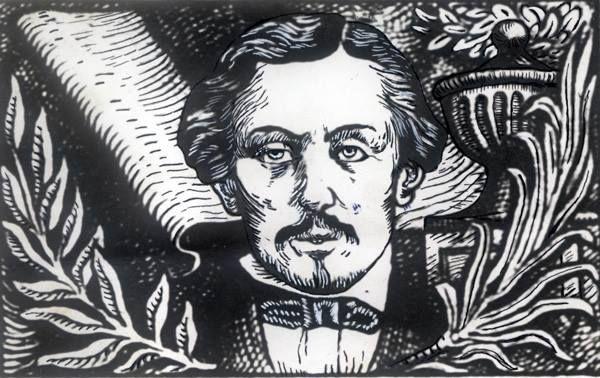 Secretaría de Educación Pública Francisco González Bocanegra, poeta, crítico teatral y autor de la letra del Himno Nacional Mexicano murió un día como hoy de 1861. En 1932 se trasladaron sus restos a la Rotonda de las Personas Ilustres.