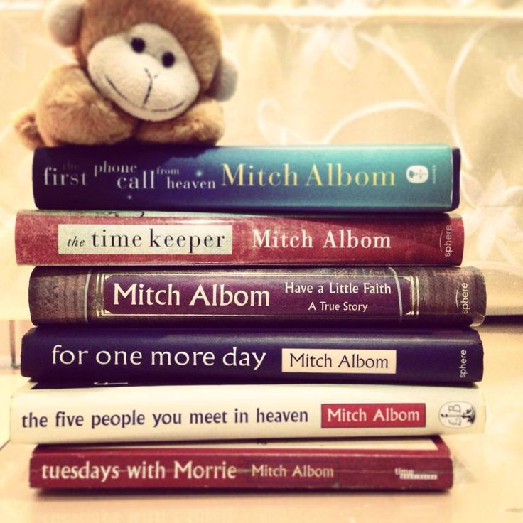 Feel like bragging my @MitchAlbom's book collection. Read his latest book, The First Phone Call from Heaven, and totally love it! http://marcellapurnama.com/the-first-phone-call-from-heaven-book-review/