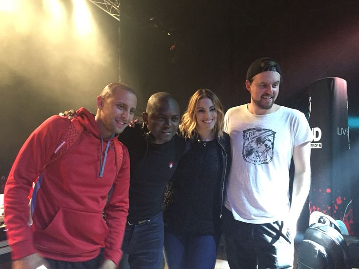 DJ Warras, Euphonik, Nicole da Silva and Nick Hamman #031LiveLoud