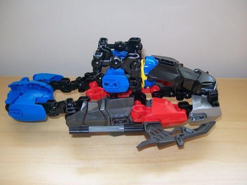 Hero factory transformers optimus prime: A LEGO® creation by Harry Gordon : MOCpages.com