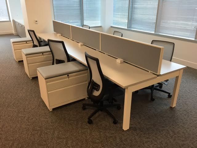 17 Best images about Open Plan Workstations on Pinterest