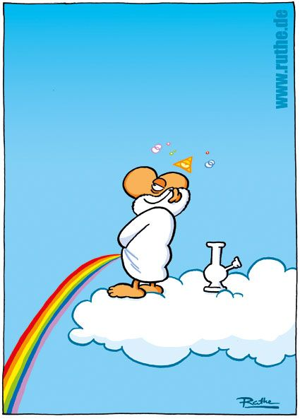 Ruthe - Regenbogen