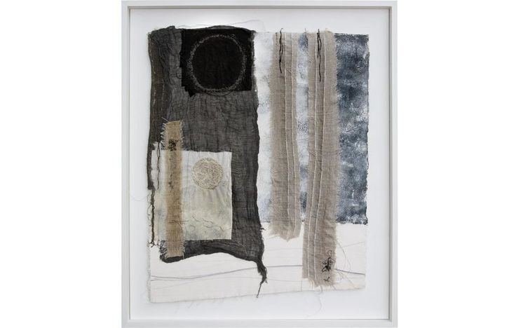 Gallery Wall Works — Gizella K Warburton – Contemporary Textile and Mixed Media Artist