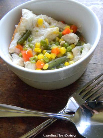 Healthier Chicken Pot Pie | Tasty Kitchen: A Happy Recipe Community!