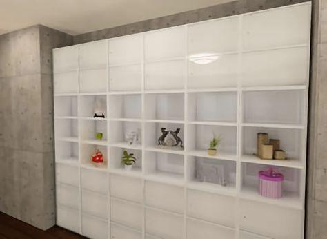 カラーボックス壁面収納の作り方をご紹介します。 結構大物なので、チャレンジするときは慎重に行ってください。 それでは作り方をご紹介したいと思います。 カラーボックスを連結させて壁面収納を作る カラーボックスをアレンジして …