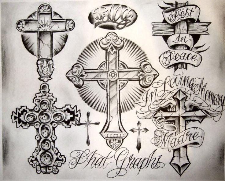 Les 25 meilleures id es de la cat gorie tatouage croix sur pinterest tatouages de croix sur - Tatouage doigt prix ...
