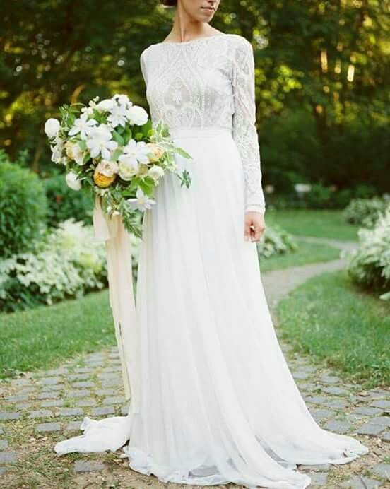 Modelos de vestidos de novia sud