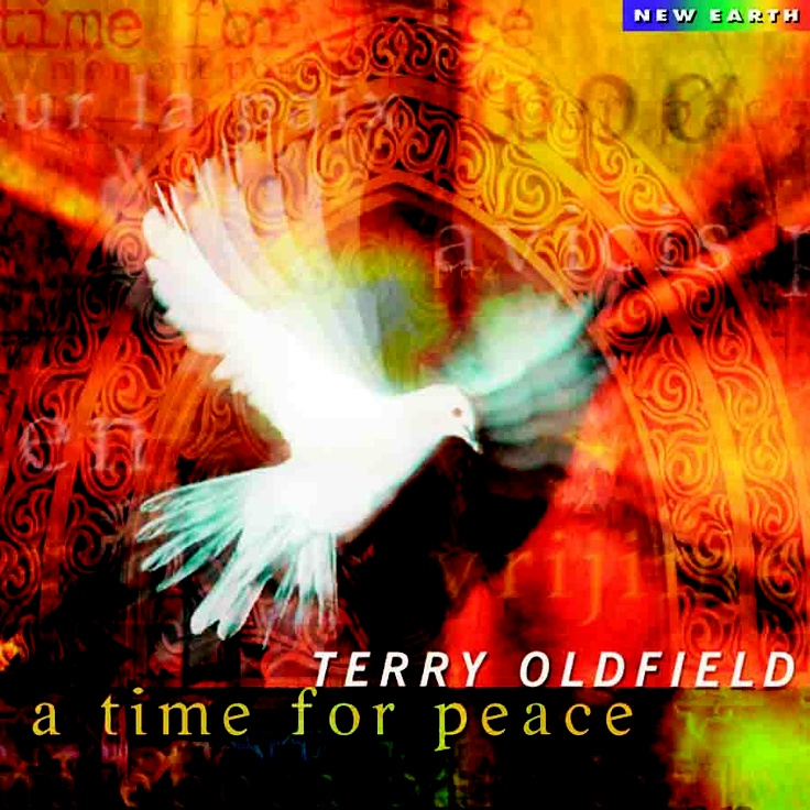 With A TIME FOR PEACE, the journey he takes is of the internal variety. Set against gentle nature ambiance (bubbling water, birdsong, crickets), Oldfield constructs a tapestry of airy winds, cello, harp, guitar and synthesized atmosphere that fills the listener with quietude and aids in the release of tension.