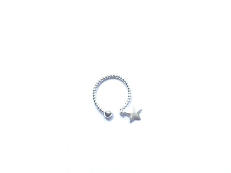 Ring ster (sterling zilver 925)