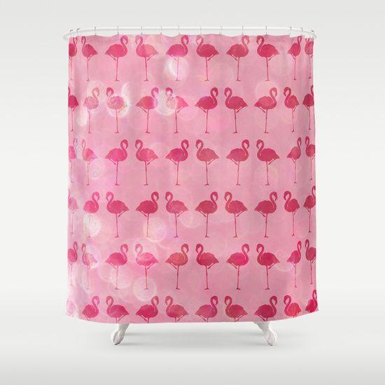 pale pink shower curtain. Best Pink Flamingo Shower Curtain 49 best images on Pinterest