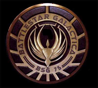 Battlestar Galactica, one of the best Sci-Fi series ever created
