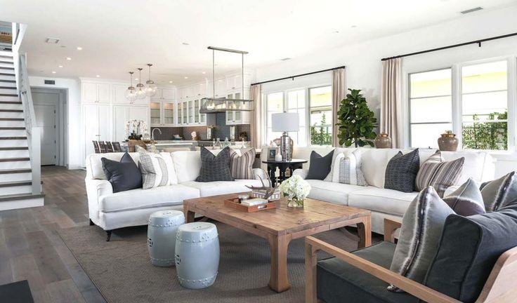 California coastal-inspired farmhouse with delicious design details