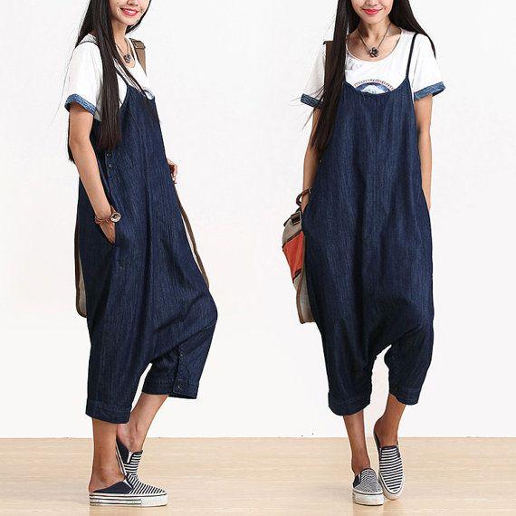 Casual+Loose+Fitting+Comfortable+and+casual+harem+di+deboy2000,+$74.00