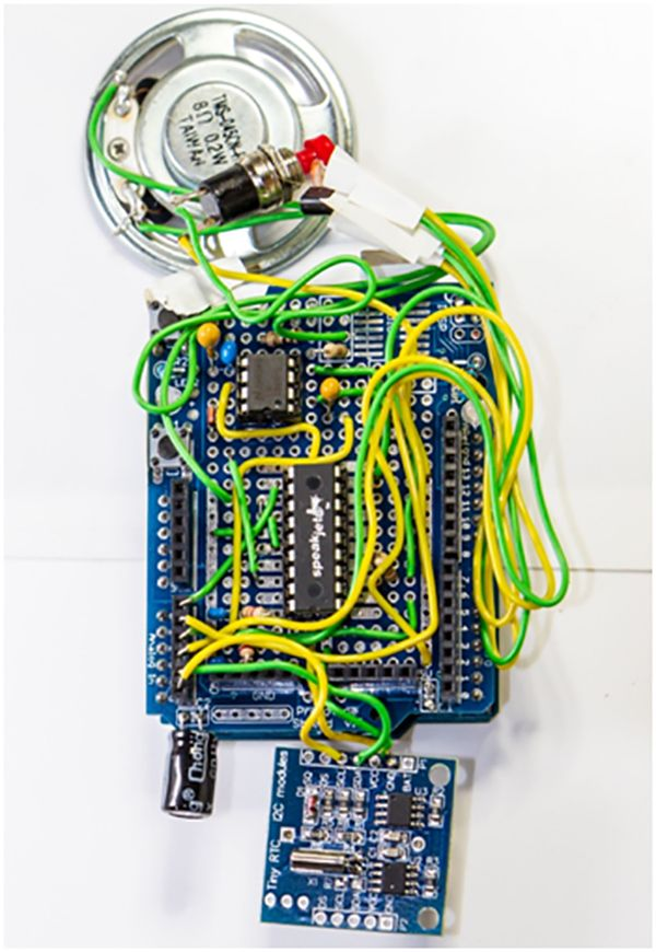 69 best diy projects easy do it yourself projects images on arduino talking clock solutioingenieria Gallery