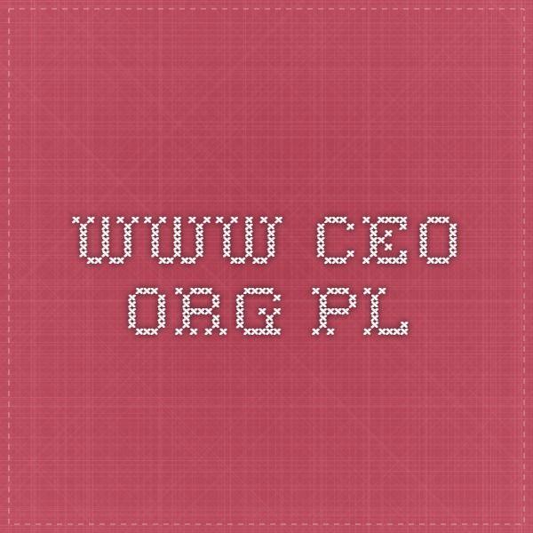 www.ceo.org.pl