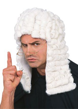 Eddie: Judge Wig
