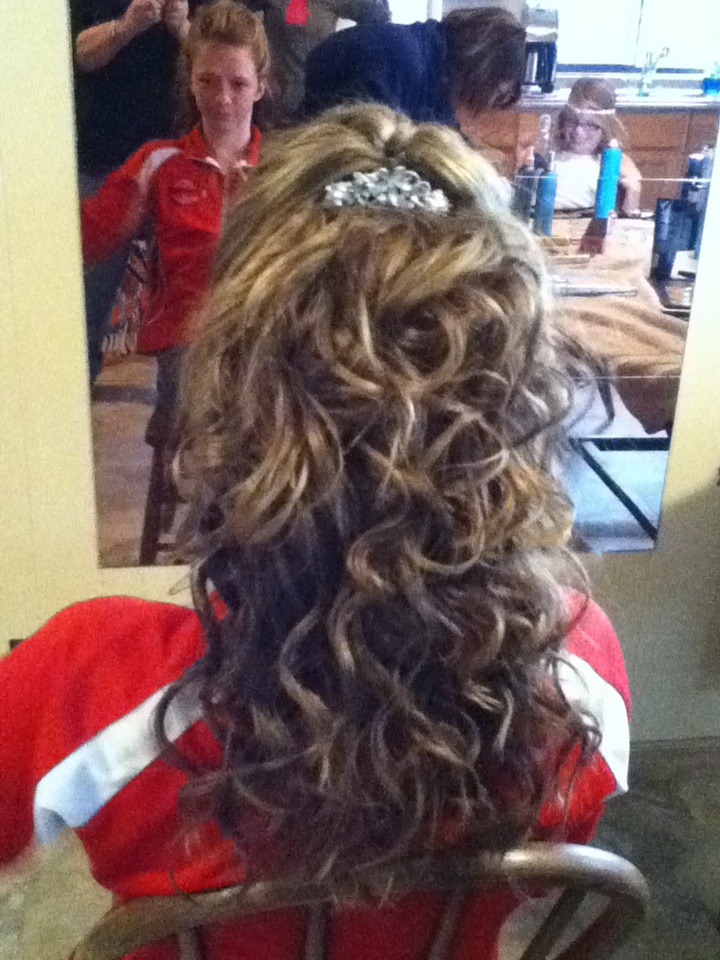 Phenomenal Curly Hairstyles On Pinterest Hairstyles For Women Draintrainus