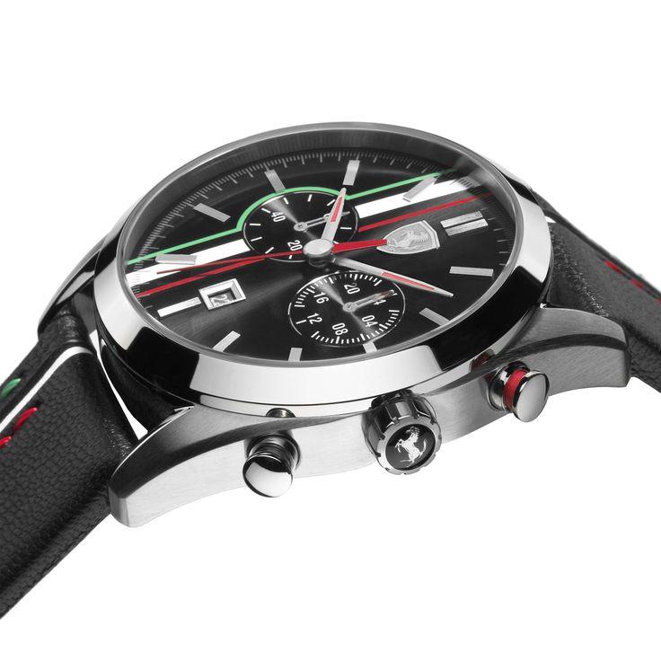 D50 Chrono Ferrari Store exclusive - D50 - Scuderia Ferrari - Watches #ferrari #ferraristore #watch #ferrariwatch #luxury #accessories #fashion