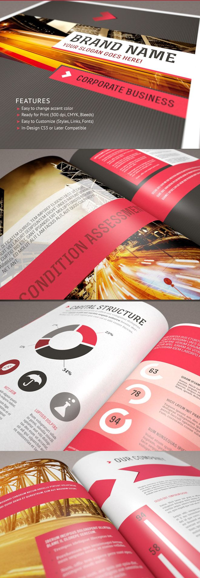 Design ideas ltd springfield il - 26 Best And Creative Brochure Design Ideas For Your Inspiration