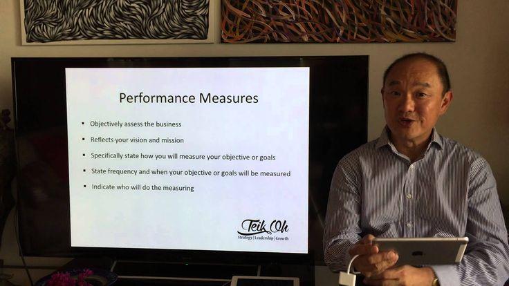 Formulating Targetted Performance Measures