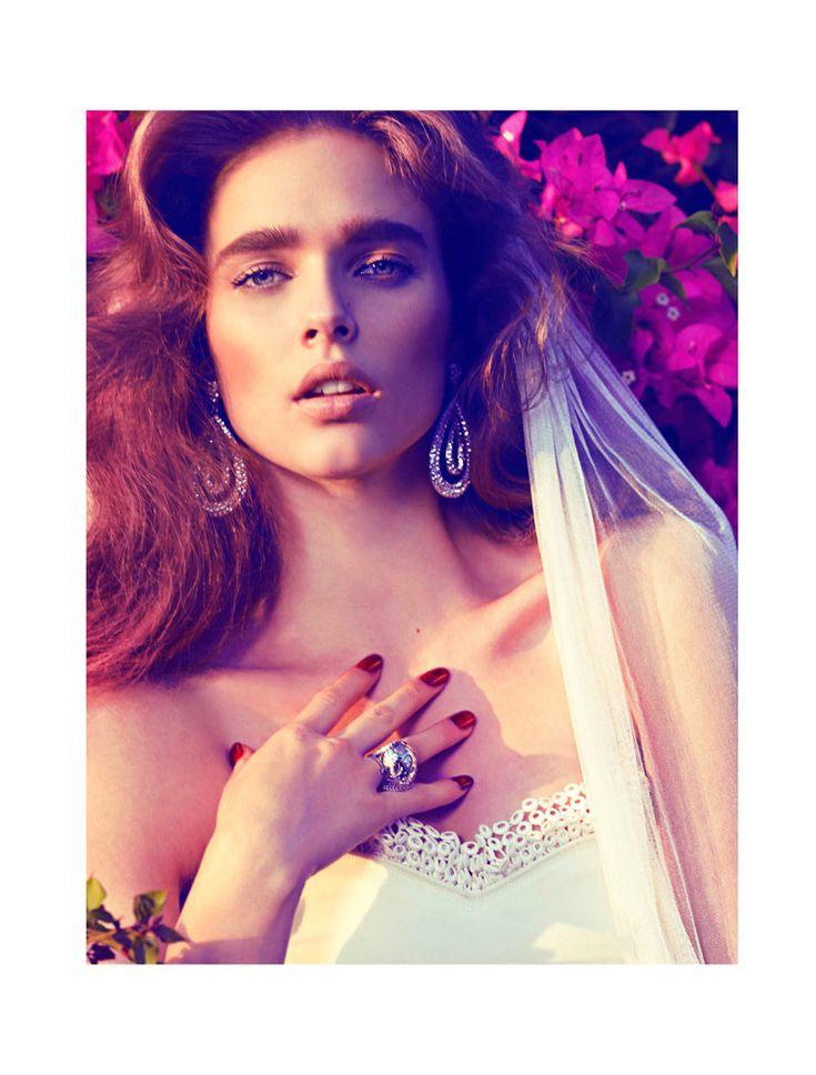 Beegee Margenyte by Hunter & Gatti for <em>Vogue Spain Brides</em>