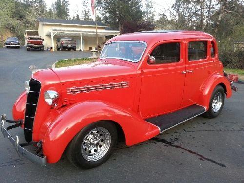 Fabulous 4 doors 1935 plymouth pj 4 door sedan surf for 1935 plymouth 2 door sedan