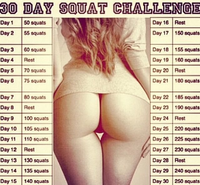 Butt work out.. need to stick to it this time around. :-)