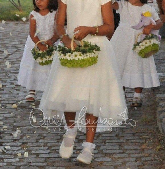 CESTINO PER PETALI | Cira Lombardo Wedding Planner in Italy. Cestini con petali di fiori ...