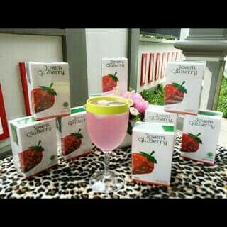 Gluberry drink