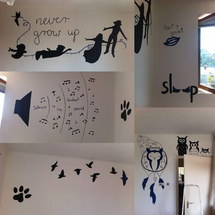 My walls