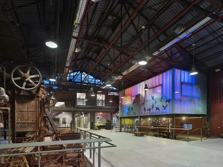Evergreen Brick Works / Diamond Schmitt Architects Toronto