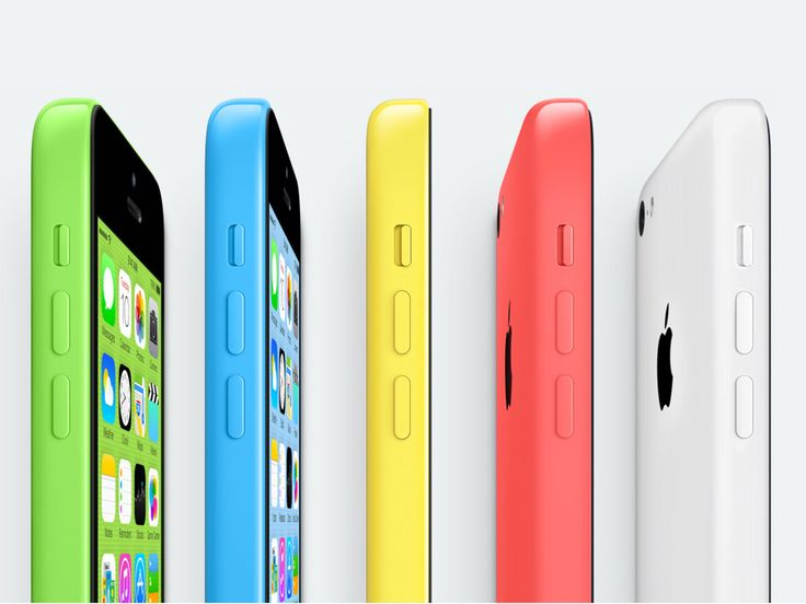 Introducing the Apple iPhone 5C - www.smart-i.co.za