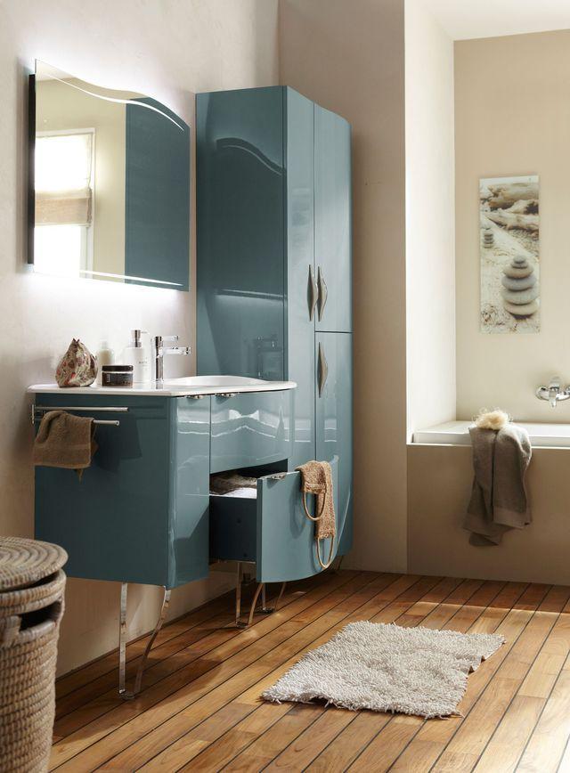 17 meilleures id es propos de salle de bains avec for Parquet bois salle de bain