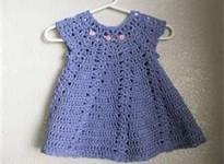 Crochet Baby Dress Patterns - Bing Images