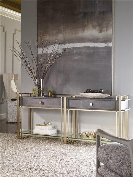 AMAZING VANGUARD FURNITURE | Vanguard Furniture: Room Scene | www.bocadolobo.com/ #luxuryfurniture #designfurniture                                                                                                                                                                                 Más