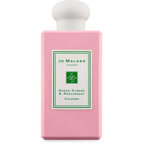 Jo Malone London Green Almond and Redcurrant Cologne/3.38 oz. ($140) ❤ liked on Polyvore featuring beauty products, fragrance, jo malone, jo malone fragrance, eau de cologne, jo malone cologne and cologne fragrance